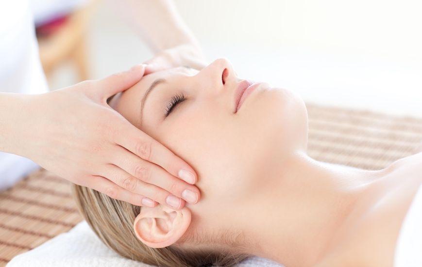 Massage Facial et crânien