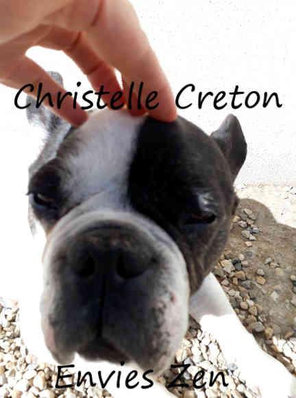 Christelle creton reflexologie et eft animaux